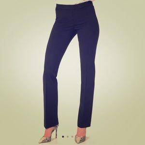 NYDJ Slim Trouser Pants In Petite Sz 10P Black